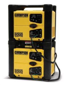 champion 2000 watts double