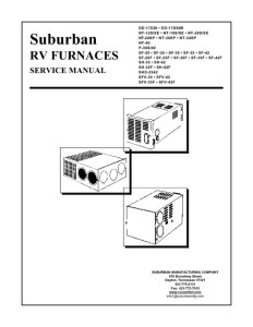 thumbnail of Suburban Furnace_Service_Manual
