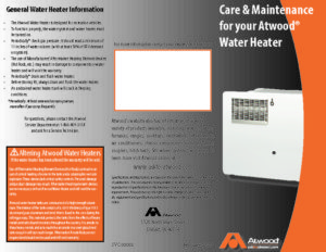 thumbnail of WaterHeaterServiceTri-Fold